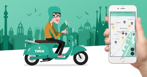 On a testé pour vous les scooters électriquesYugo